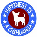 Happiness Is A Chihuahua