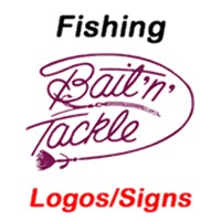 Fishing Logo & Signs