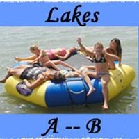 Lakes A -- B