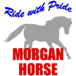 Ride With Pride Morgan Horse