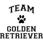 Team Golden Retriever T-Shirt