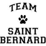 Team Saint Bernard T-Shirt