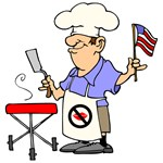 Patriotic Barbecue