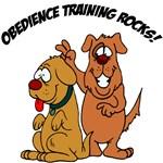 Obedience Training Rocks