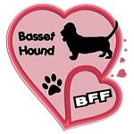 BFF Basset Hound