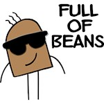 Full Of Beans T-Shirts