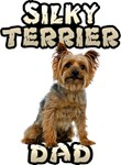 Silky Terrier Dad
