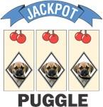 Puggle T-Shirt - Jackpot