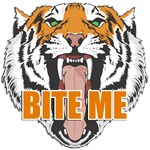 Bite Me Tiger T-Shirt