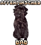 Affenpinscher Dad