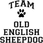 Team Old English Sheepdog T-Shirts