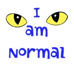 I am Normal with Google Eye