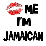 Kiss Me I'm Jamaican T-Shirts & Gifts