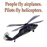 Heli pilots HH-60