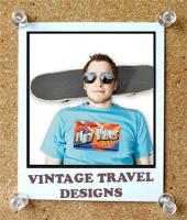 Vintage Travel Designs - Destinations