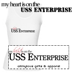 My heart is On the USS Enterprise