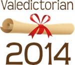 2014 Valedictorian School Class Gifts