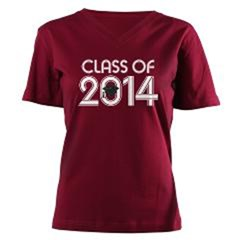 Class of 2015 Grad Hat Logo T-shirts