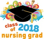 2018 Nursing School Grad Gifts and Tees