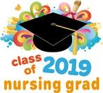 2019 Nursing School Grad Gifts and Tees