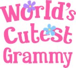 Worlds Cutest Grammy Gifts and T-shirts