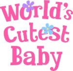 Worlds Cutest Baby Gifts and T-shirts