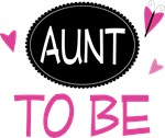Aunt to Be Butterfly T-shirts and Gifts
