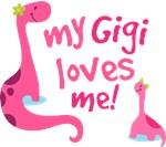 My Gigi Loves Me grandchild gifts
