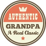 Authentic Grandpa Vintage Gifts and T-Shirts