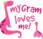 My Gram Loves Me grandchild gifts