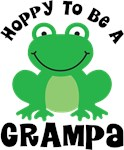 Hoppy to be a Grampa Gifts and T-shirts