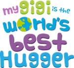 Gigi Is Worlds Best Hugger