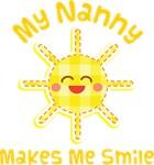 My Nanny Makes Me Laugh Kids Apparel