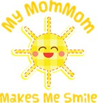 My MomMom Makes Me Laugh Kids Apparel