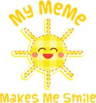 My Meme Makes Me Laugh Kids Apparel