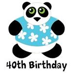 Personalized Panda Bear T-shirts Gifts