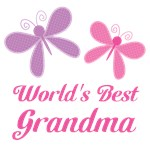 Personalized World's Best Grandma