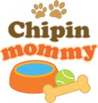 Chipin Mom T-shirts and Gifts