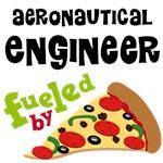Aeronautical engineer Pizza T-shirts