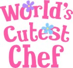 Worlds Cutest Chef Gifts and Tshirts