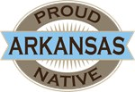 Proud Arkansas Native T-shirts