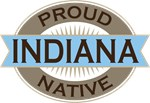 Proud Indiana Native T-shirts