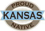 Proud Kansas Native T-shirts