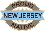 Proud New Jersey Native T-shirts