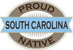 Proud South Carolina Native T-shirts