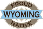 Proud Wyoming Native T-shirts