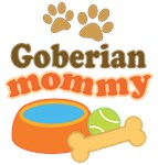 Goberian Mom T-shirts and Gifts