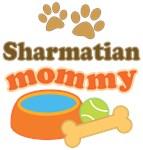 Sharmatian Mom T-shirts and Gifts