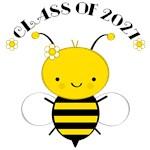 2027 Class honeybee T-shirts