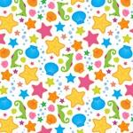 Cute Sea Creatures Ocean pattern gifts
